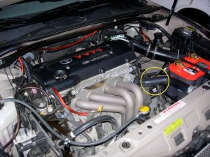 diy starter replacement 2002 toyota camry 4 cyl tacti s garage