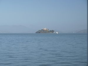 Alcatraz is not as far as i thought...