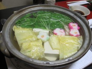 Yu-Tofu: Tofu Hotpot.  very traditional, and it puts the actual tofu flavor to the test... and it was really good