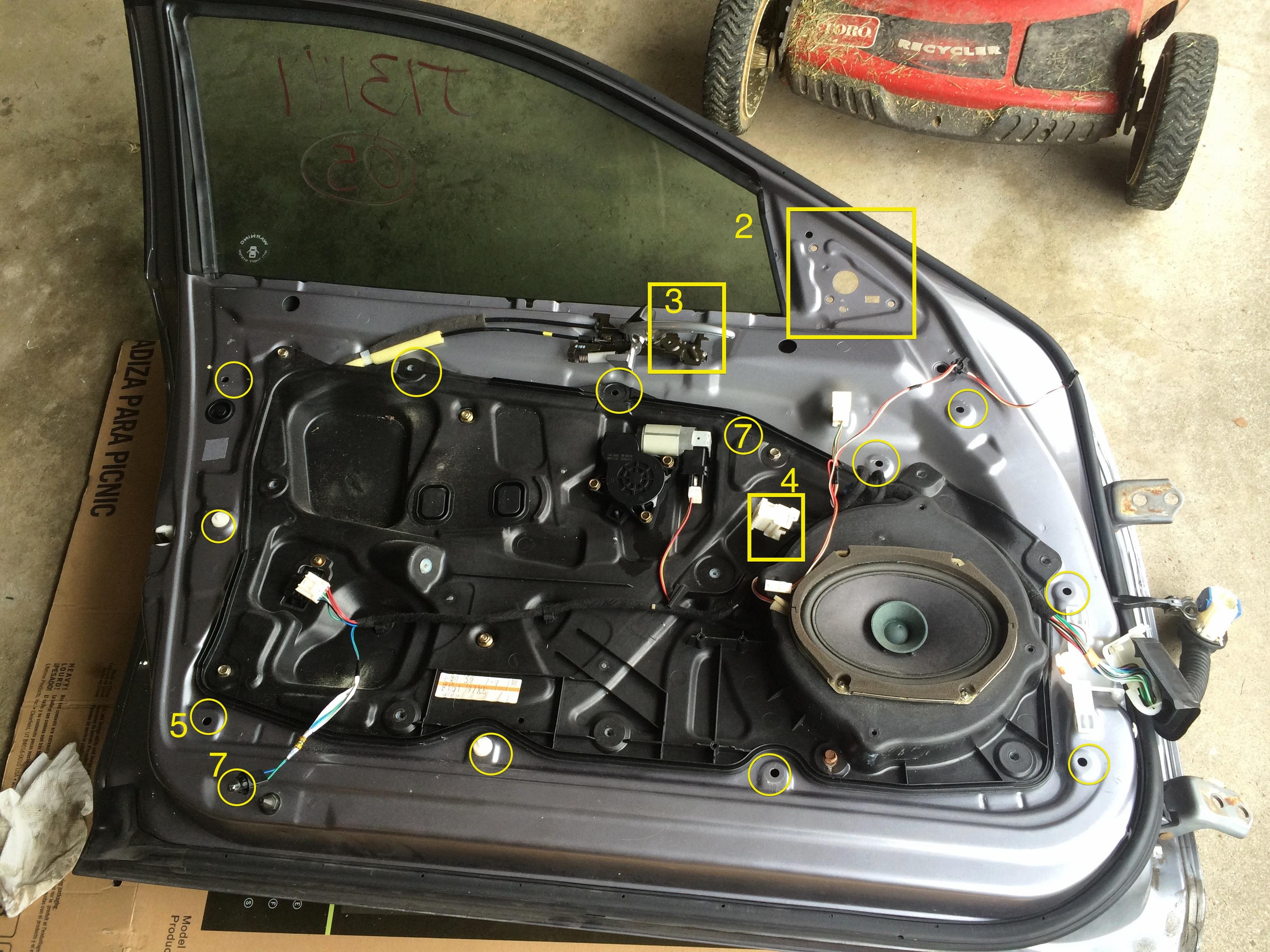 InteriorPanel & RX-8 Door Swap \u2013 Tacti\u0027s Garage